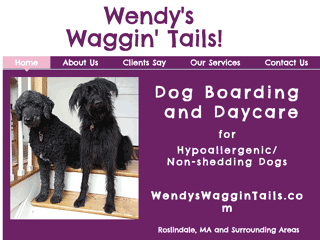 Wendy's Waggin' Tails Roslindale