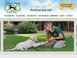 Action Pack Dog Center | Boarding