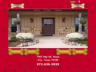 Ponderosa Pet Resort Royse City