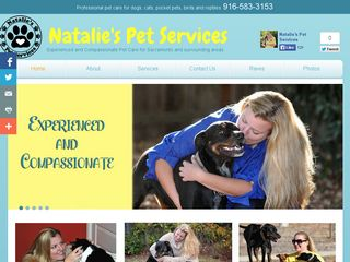 Natalies Pet Services | Boarding