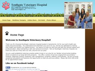 Southgate Veterinary Hospital | Boarding
