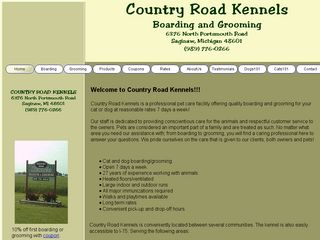 Country Road Kennels Saginaw