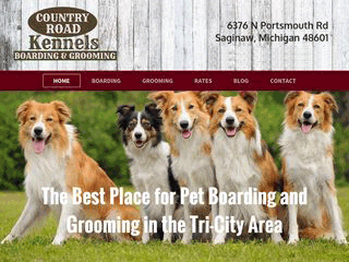 Country Road Kennels | Boarding