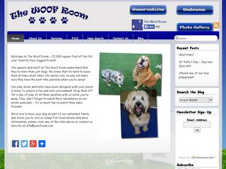 The Woof Room | Boarding