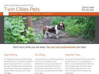 Twin Cities Pets Saint Paul