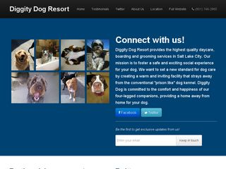 Diggity Dog Resort Salt Lake City