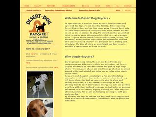 Desert Dog Daycare Salt Lake City