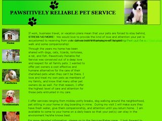 Pawsitively Reliable Pet Service Sammamish