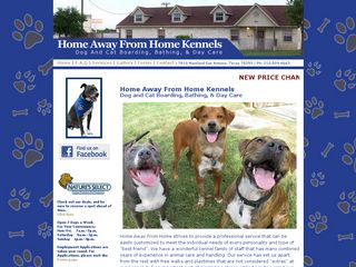 Home Away From Home Kennels San Antonio