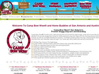 Camp Bow Wow Dog Boarding San Antonio San Antonio