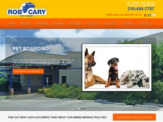 Rob Cary Pet Resort | Boarding