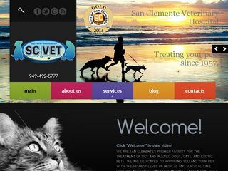 San Clemente Veterinary Hosp | Boarding