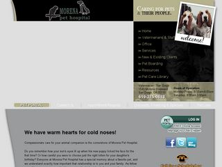 Morena Pet Hospital | Boarding