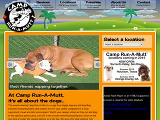 Photo of Camp Run A Mutt Mission Hills in San Diego