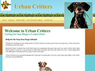 Photo of Urban Critters in San Diego
