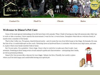 Photo of Dianes Doggie Daycare & Boarding in San Diego