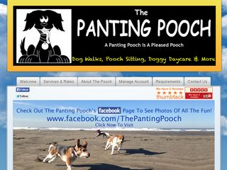 The Panting Pooch | Boarding