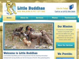 Little Buddhas Dog & Pet Sitting San Francisco
