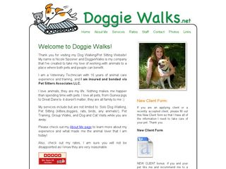 Doggiewalks | Boarding