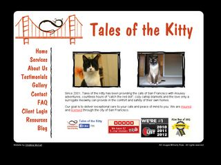 Tales of the Kitty | Boarding