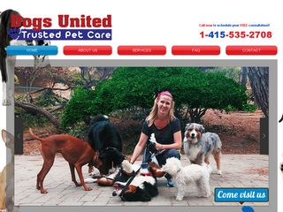 Dogs United | Boarding