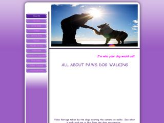 All About Paws Dog Walking San Francisco