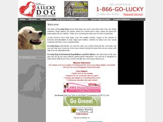 A Lucky Dog | Boarding