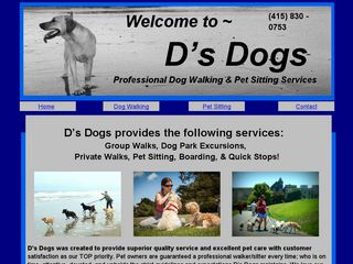 Ds Dogs | Boarding