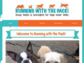 Running With The Pack | Boarding