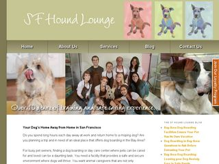SF Hound Lounge Dog Daycare Boarding Store and Self Ser | Boarding