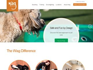 Wag Hotels | Boarding