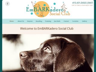 Embarkadero Social Club | Boarding