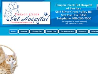 Canyon Creek Pet Hospital San Jose
