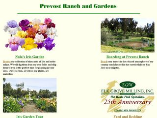 Prevost Ranch and Gardens | Boarding