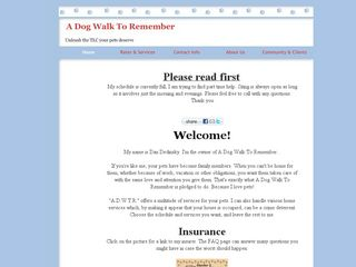 A Dog Walk to Remember | Boarding