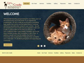 Cats Cradle Boarding   Grooming | Boarding