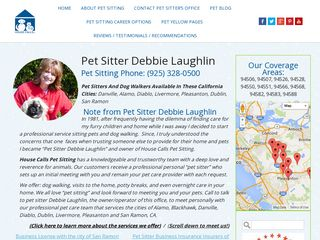 House Calls Pet Sitting San Ramon