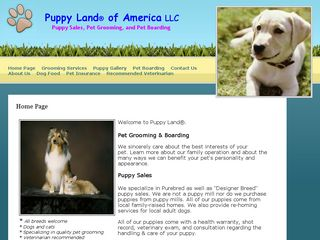 Puppy Land San Tan Valley