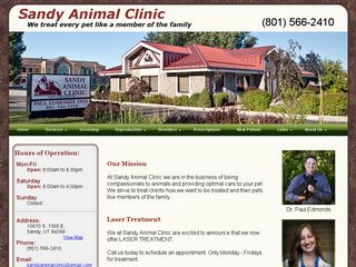 Sandy Animal Clinic Sandy