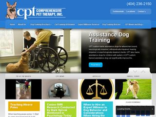 Comprehensive Pet Therapy Inc | Boarding