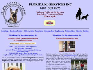 Global K9 Group | Boarding