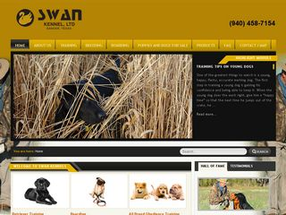 Swan Kennel Limited Sanger