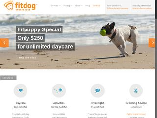 Fitdog Sports Club | Boarding