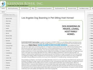 Photo of Sleepover Rover Dog Boarding Santa Monica in Santa Monica