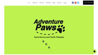 Adventure Paws | Boarding