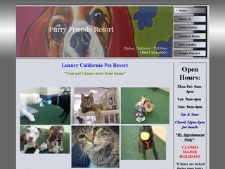 Photo of Furry Friends Resort in Santee