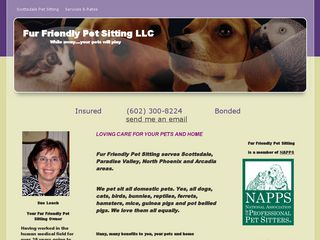 Fur Friendly Pet Sitting LLC | Boarding