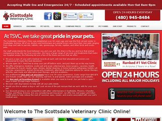 The Scottsdale Veterinary Clinic | Boarding