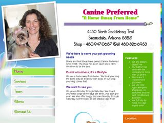 Canine Preferred | Boarding