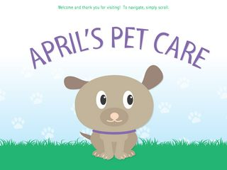 Aprils Pet Care | Boarding